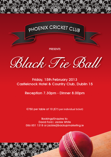 Black Tie BallFebruary 15th
