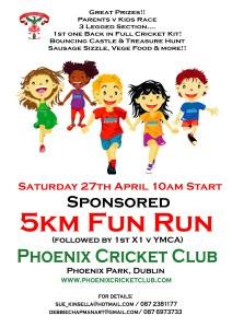 5km Run Poster (flat)