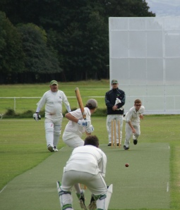 Tom Walker produced a superb knock to bring his side back into the game