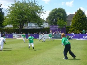 u9 @ Ireland v Pakistan